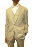 Holland Esquire Vintage Twill - Sand- Gent PipeJacket