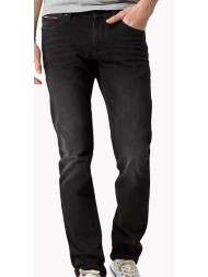 "Hilfiger Denim ""Scanton"" Slim Fit Low Rise Jean In Black"