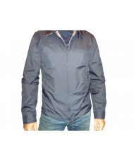 Aquascutum Brackenberry Reversible Blouson In Navy Blue