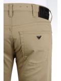 Armani Jeans J45 - Slim Jeans In Beige - Stretch Fit  S:C6J84 EB C:1T