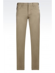 Armani Jeans J45 - Slim Jeans In Beige - Stretch Fit  S:C6J84 EB C:1T