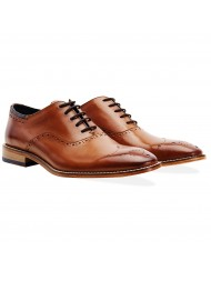 Goodwin Smith Wiswell Tan Shoe
