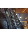 Schott N.Y.C. Black Leather Jacket - LC6304X