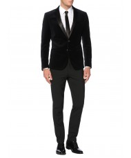 Remus Uomo Slim fit Velvet Dinner Jacket - 10669/78