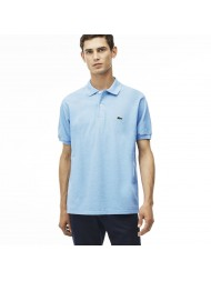 Lacoste Classic Fit Pique Polo In Light Blue - L12.64.00.HNS