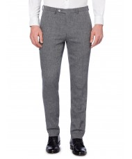 Remus Uomo Slim fit wool-blend trouser  - 4_70780_06