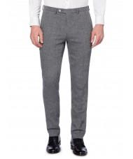 Remus Uomo Slim fit wool-blend trouser  - 4_70780_06
