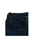 Replay Anbass Slim jeans - Dark wash with fading