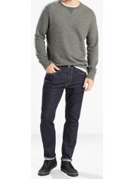 "Levi's  ""502™"" Regular Taper Fit - Stretch Jeans - Dark Wash - Zip Fly - Style # 295070020"
