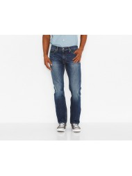 "Levi's  ""504™"" Regular Straight Stretch Jeans - Stone Wash - Zip Fly - Style # 299900453"