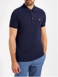 Lyle & Scott Classic Polo Shirt In Navy - SP400VTR