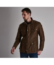 Barbour Hereford Wax Jacket In Olive MWX1213OL95