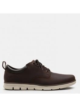 Timberland  Men's Bradstreet 5 Eye Oxford Shoe in Brown