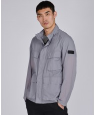 Barbour International Atholl Casual Jacket In Chrome - MCA0705CH31
