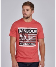 Barbour International Steve McQueen™ Time Steve T-Shirt MTS0805RE28