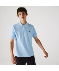 Lacoste Men's Classic Fit L1212 Polo Shirt In Light Blue - T01