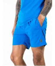 """Luke Sport  """"Great"""" Swim Shorts In Belize Blue - M541011"""