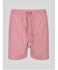 "Luke ""Quack Dr"" Track Shorts In Pink M590328"
