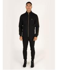 Luke Dougan Hibbit Track Suit In Classic Black -  M610301S