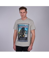 Barbour International Boon Steve McQueen™ T Shirt In Grey Marl - MTS0730GY52