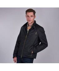Barbour International Steve McQueen™ Placer Waxed Jacket In Navy MWX1685SNY51