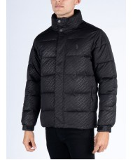 Luke 1977 Day Owl Quilted Jacket in Jet Black - M560702