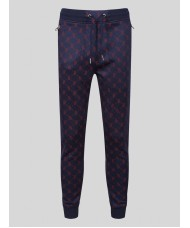 "Luke ""Golden Balls"" Track Suit Bottoms in Very Dark Navy - M560373"