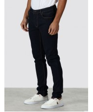 "Luke ""Vacuums"" Stretch Jeans in Very Dark Blue - Slim Tappered Fit - ZM180502"