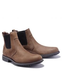 Timberland Men's Stormbucks Chelsea Boot for Men in Brown TB 05552R242