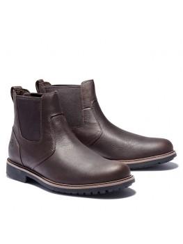 Timberland Men's Stormbucks Chelsea Boot for Men in Dark Brown TB 0A2KEHV13