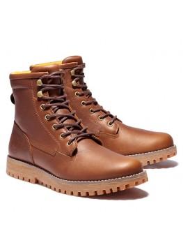 Timberland Men's Jackson's Landing Plain-Toe Boot in Brown TB 0A2KJTF13