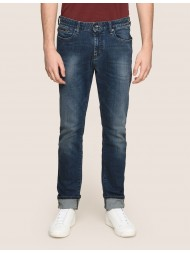 Armani Exchange Tapered Jean - Dark Stonewash - S:3ZZJ22 Z1CVZ