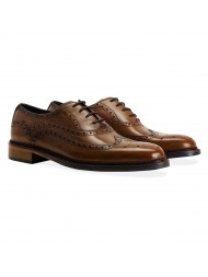 Goodwin Smith Chatworth Chunky Tan Brogue