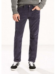 "Levi's  ""511™"" Slim Fit - Cord In Nightwatch Blue With Stretch - Style # 04511-2036"