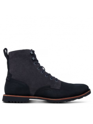 Timberland Men's Kendrick Side Zip Boot In Black - A1KJ7001