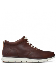 Timberland Men's Killington Half Cab Chukka in Chocolate Brown - A185E
