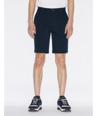 Armani Exchange Chino Shorts In Navy -  8NZS42 ZN24Z