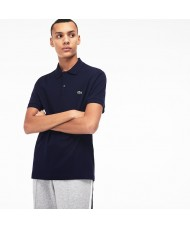 Lacoste Men's Regular Fit Pima Cotton Polo Shirt - In Navy - DH2050 00 F9C