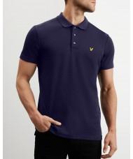 Lyle & Scott Soft Touch Polo Shirt Navy - SP905V