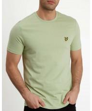 Lyle & Scott Crew Neck T-Shirt In Sea Foam Green - TS400V