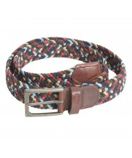 Barbour Multicoloured Ford stretch Belt - MAC0039NY31