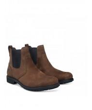 Timberland Men's Stormbuck Chelsea Boot in Brown