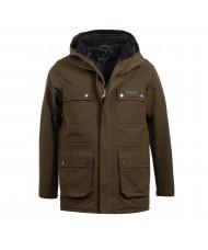 Barbour International Endo Waterproof Breathable Jacket In Olive - MWB0638OL71
