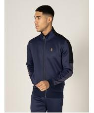 Luke Sport Breeze Funnel Neck Full Zip Jacket In Purple Patch - M580366