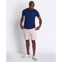 Lyle & Scott Chino Shorts In Strawberry Cream - SH800V