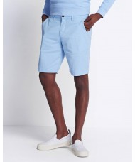 Lyle & Scott Chino Shorts In Pool Blue - SH800V
