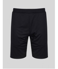 Luke Performance Jet Black Jog Shorts - M520376