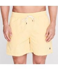Polo Ralph Lauren Traveller Swim Shorts In Yellow