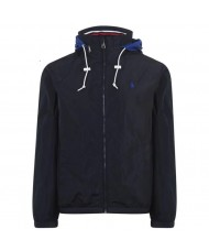 Polo Ralph Lauren Amherst Jacket In Navy Blue