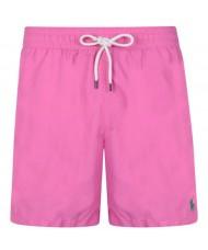 Polo Ralph Lauren Traveller Swim Shorts In Pink
